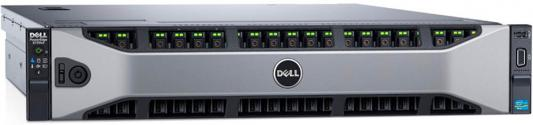 Сервер Dell PowerEdge R730XD 1xE5-2620v4 2x16Gb 2RRD x26 1x1.2Tb 10K 2.5 SAS H730 iD8En 5720 4P 2x750W 3Y PNBD 3PCIe riser (210-ADBC-172)