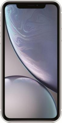 Смартфон Apple iPhone XR 64 Гб белый (MRY52RU/A)