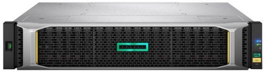 цена на Система хранения HPE MSA 2050 6x1.2Tb iSCSI 2x (Q2R38A)
