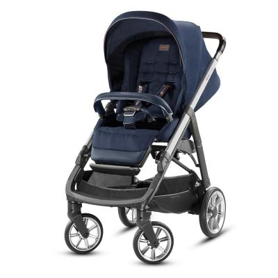 Фото - Прогулочная коляска Inglesina Aptica (college blue) коляска прогулочная everflo safari grey e 230 luxe