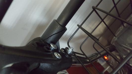 """Коляска для новорожденного Navington Caravel (колеса 14""""/цвет roca/EVA Wels) из ремонта"""