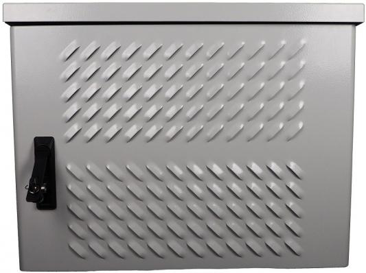 Картинка для Шкаф коммутационный ЦМО ШТВ-Н-18.6.5-4ААА 18U 600x530мм пер.дв.стал.лист несъемн.бок.пан. 57кг белый
