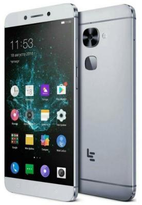 Смартфон Leeco Le 2 X527 64 Гб серый (600406000007) смартфон