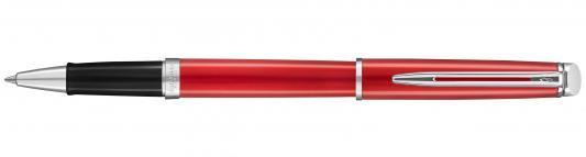 Ручка-роллер Waterman Hemisphere Red Comet CT черный F 2043213 ручка шариковая waterman hemisphere s0920670 mars