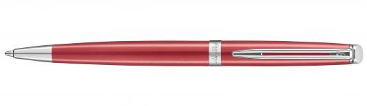 Шариковая ручка поворотная Waterman Hemisphere Coral Pink CT синий M 2043205 ручка шариковая waterman hemisphere s0920670 mars