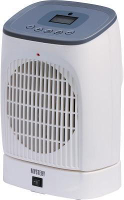 Тепловентилятор MYSTERY MCH-1024, 2 уровня мощности нагрева 1кВт/2кВт обогреватель mystery mch 1006