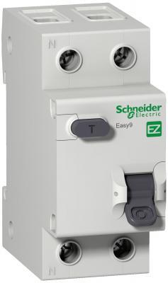 Schneider-electric EZ9D34610 ДИФ. АВТ. ВЫКЛ. EASY 9 1П+Н 10А 30мА C AC 4,5кА 230В =S=