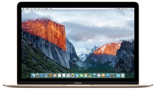 Ноутбук Apple MacBook (MRQN2RU/A) ноутбук apple macbook 12 mlhc2ru a
