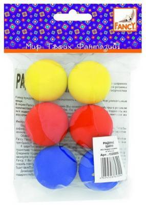 Купить Набор для творчества Fancy Creative Радужные шарики , Ассорти наборов для творчества