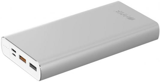 Фото - Аккумулятор HIPER Внешний аккумулятор HIPER MPX15000 SILVER аккумулятор