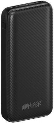 Фото - Аккумулятор HIPER Внешний аккумулятор HIPER SPX20000 BLACK аккумулятор