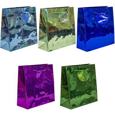 Пакет подарочный Winter Wings Пакет подарочный голография 20*20*8 см пакет подарочный winter wings голография 12х36х10 см