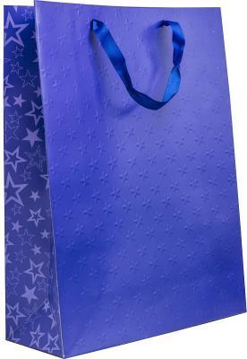 Фото - Пакет подарочный ламинированный, 40*30*12 см, с двустор.рельефным тиснением, бумага пакет подарочный круги y6 2488 i k с тиснением 32х26х12 см