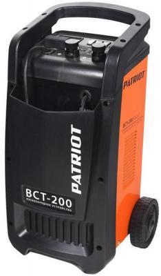 Устройство пуско-зарядное PATRIOT BCT-200 Start (650301523) 12В пуско зарядное устройство сетевое ring automotive recb320 12в 20а