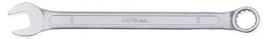 Ключ AVSTEEL AV-311008 комб 8мм (min отгр 10шт) ключ avsteel av 315017 комб с трещоткой 17мм