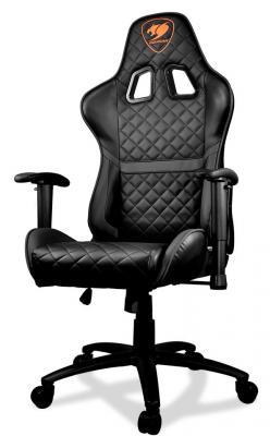 Кресло компьютерное Cougar ARMOR One-B [black] dxseat p33 xb компьютерное кресло black blue