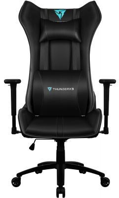 Кресло компьютерное игровое ThunderX3 UC5-B AIR черный с подсветкой 7 цветов