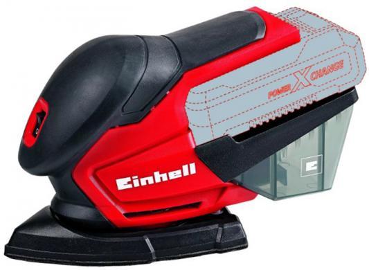 цена на Машинка шлифовальная плоская (вибрационная) EINHELL PXC TE-OS 18/1 Li-Solo (4460713) акк.