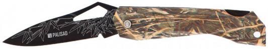 Нож PALISAD 79006 садовый универсальный с пластиковой рукояткой нож palisad 79001