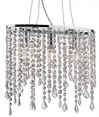 Подвесной светильник Ideal Lux Rain Clear SP3 ideal lux подвесной светильник ideal lux spirit sp3