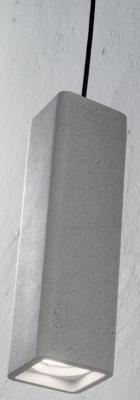 Подвесной светильник Ideal Lux Oak SP1 Square Cemento