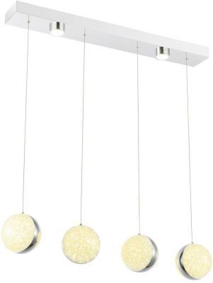 Подвесной светодиодный светильник Globo Tobias 56007-4H globo подвесной светодиодный светильник globo lazio 68089 4h