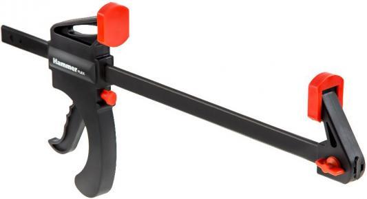 Струбцина F-образная Hammer Flex 601-053 60x300 мм автоматическая струбцина stayer f образная 50х250мм 3210 050 250