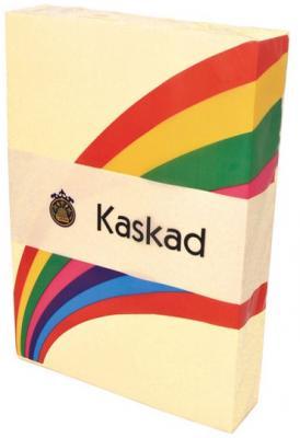 Фото - Бумага цветная Kaskad, 80гр, А4, светло-желтый (55), 500л бумага цветная index color 80гр а4 5х50 55 85 93 59 45 250л