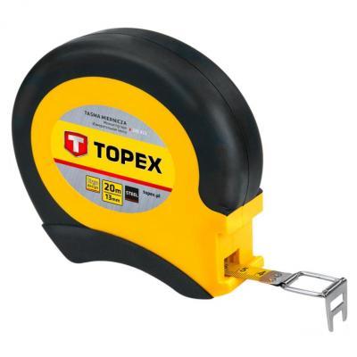 Рулетка TOPEX 28C422 20мx13мм рулетка topex 27c310 10мx25мм