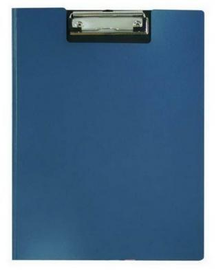 Клип-борд METALLIC, двойной, ф.А4, пластик, темно-синий клип борд а4 metallic пластик темно синий icb01 bu