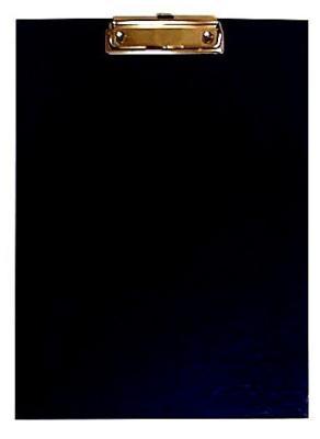 Клип-борд ламинированный, черный