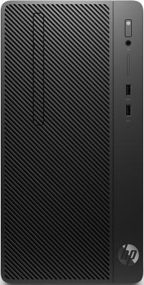 HP 290 G2 MT Intel Core i3 8100(3.6Ghz)/4096Mb/128PCISSDGb/DVDrw/war 3y/W10Pro + Spec, Repl 2RU09ES