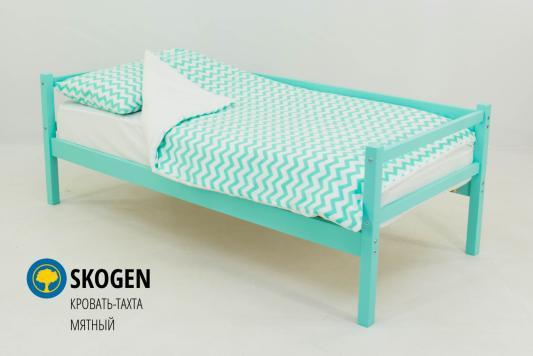Кровать-тахта Бельмарко Skogen (мятный) 3 коробки