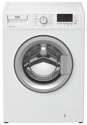 Стиральная машина Beko WRS 55P2 BSW белый стиральная машина bomann wa 5716