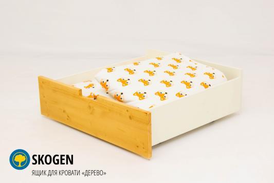 Ящик для кровати Бельмарко Skogen Classic (дерево)