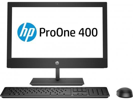 HP ProOne 400 G4 All-in-One NT 20(1600x900)Core i3-8100T,4GB,256GB M.2,DVD,Slim kbd/mouse,HA Stand,VESA Plate DIB,Intel 9560 BT,HD 720p Webcam,Win10Pro(64-bit),1-1-1 Wty(repl.2RT96ES)