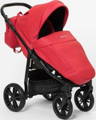 Прогулочная коляска Mr Sandman Vortex Ecco (красный/01) коляска mr sandman vortex прогулочная фиолетовый