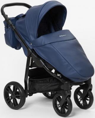 Прогулочная коляска Mr Sandman Vortex Ecco синий/02) коляска mr sandman vortex прогулочная фиолетовый