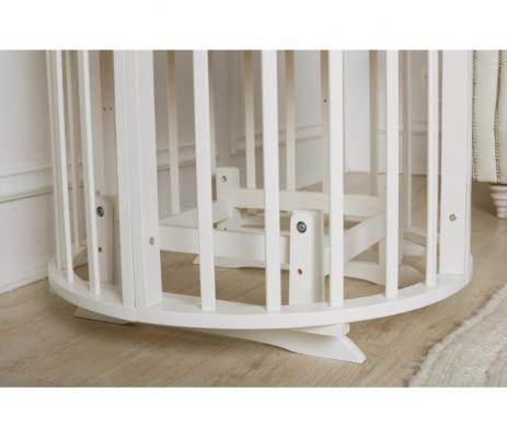 Маятник поперечный Incanto для кроватки Mimi белый
