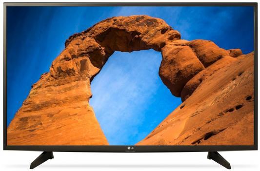 Телевизор LG 43LK5100 черный телевизор lg 43lm5700pla черный