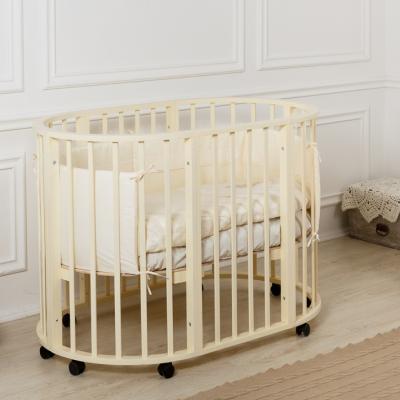 Кровать Incanto Gio 9 в 1 слоновая кость кровать incanto uoma da vinci 10 в 1 слоновая кость