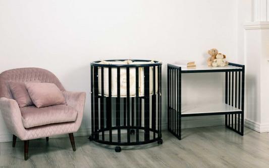 Купить Кровать Incanto Amelia 8 в 1 шоколад, бук, Кроватки без укачивания