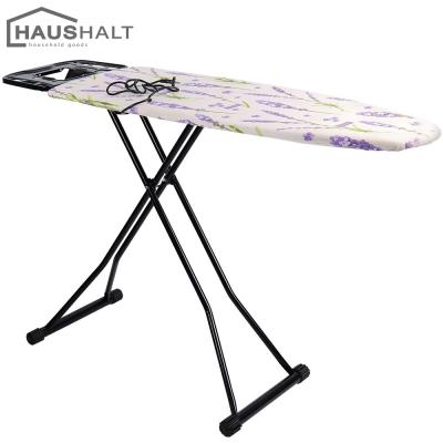 Гладильная доска Nika Haushalt XL гладильная доска haushalt bruna golf х б перф лист розетка 122x34 см нbr