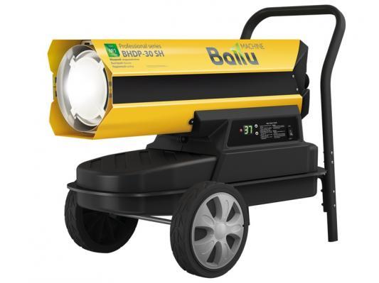 все цены на Тепловая пушка BALLU Siber Heat BHDP-30 SH 2300 Вт термостат желтый чёрный онлайн