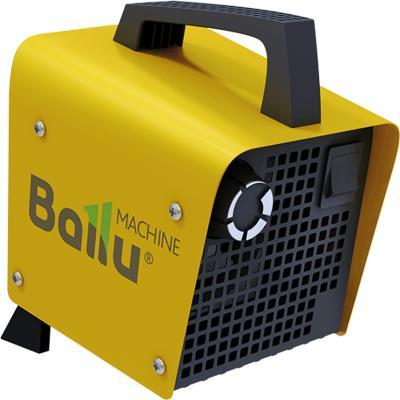 Тепловая пушка BALLU BKN-5 3000 Вт режим «без нагрева» желтый цена и фото