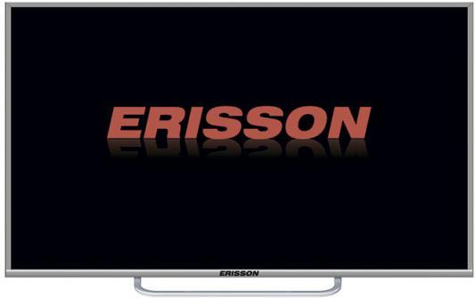 Телевизор Erisson 55ULES77T2SM серебристый цены онлайн