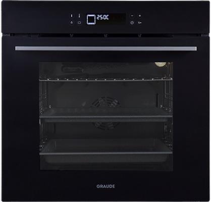 Электрический шкаф GRAUDE BM 60.2 S черный цена и фото
