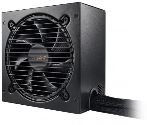 Блок питания be quiet! PURE POWER 11 400W / ATX 2.4, Active PFC, 80PLUS Gold, 120mm fan / BN292 / RTL блок питания be quiet pure power 11 600w atx 2 4 active pfc 80plus gold 120mm fan bn294 rt