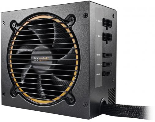 Блок питания be quiet! PURE POWER 11-CM 700W / ATX 2.4, Active PFC, 80PLUS Gold, 120mm fan, CM / BN299 / RTL