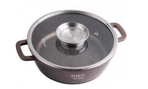 Жаровня Zeidan Z-50312 кастрюля жаровня zeidan 7l 32cm z 50260